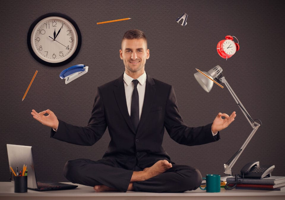 Corporate Yoga as performance triger